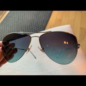 Tiffany & Co. aviator sunglasses TF3021
